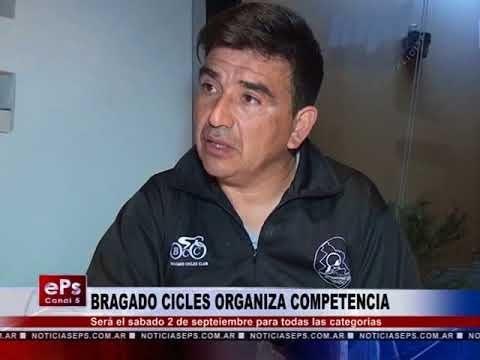 BRAGADO CICLES ORGANIZA COMPETENCIA