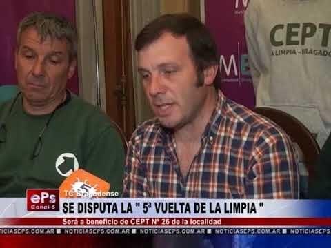 SE DISPUTA LA 5ª VUELTA DE LA LIMPIA