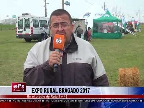EXPO RURAL BRAGADO 2017