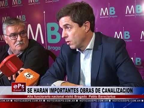 SE HARAN IMPORTANTES OBRAS DE CANALIZACION PARTE 2