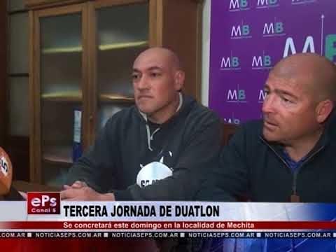 TERCERA JORNADA DE DUATLON