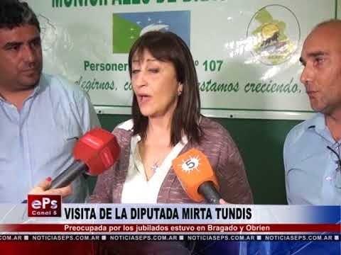 VISITA DE LA DIPUTADA MIRTA TUNDIS PARTE 2