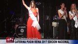 CATERINA PUGIN REINA 2017 EDICION NACIONAL