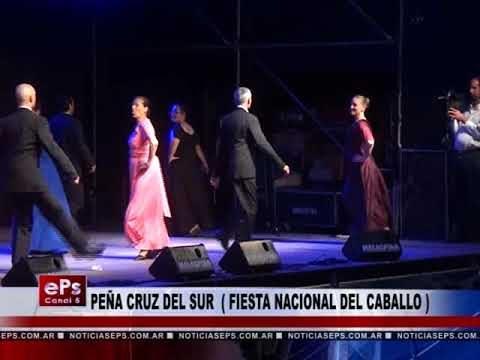 PEÑA CRUZ DEL SUR FIESTA NACIONAL DEL CABALLO