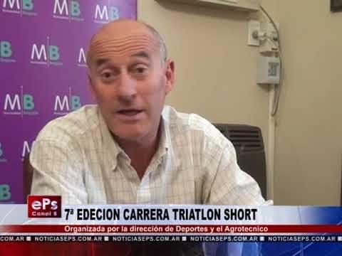 7ª EDECION CARRERA TRIATLON SHORT