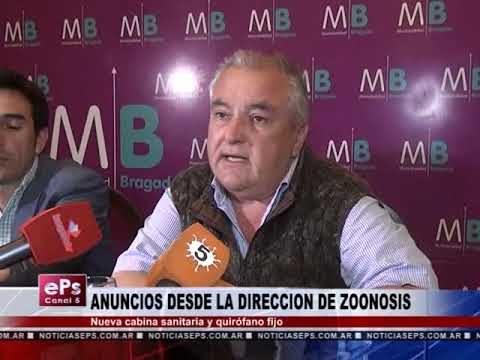 ANUNCIOS DESDE LA DIRECCION DE ZOONOSIS