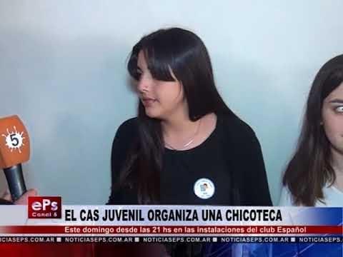 EL CAS JUVENIL ORGANIZA UNA CHICOTECA