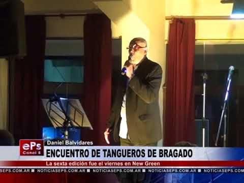 ENCUENTRO DE TANGUEROS DE BRAGADO