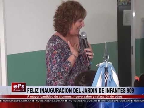 FELIZ INAUGURACION DEL JARDIN DE INFANTES 909