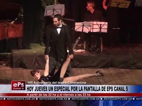 HOY JUEVES UN ESPECIAL POR LA PANTALLA DE EPS CANAL 5