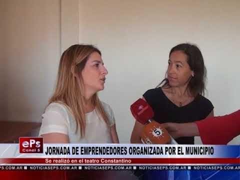 JORNADA DE EMPRENDEDORES ORGANIZADA POR EL MUNICIPIO