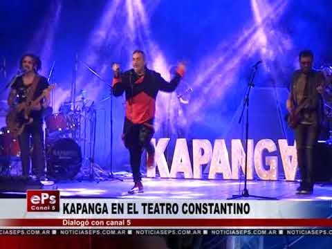 KAPANGA EN EL TEATRO CONSTANTINO