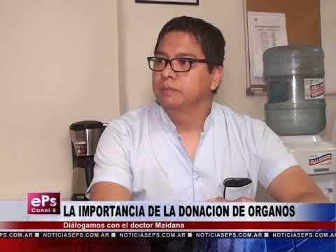 LA IMPORTANCIA DE LA DONACION DE ORGANOS