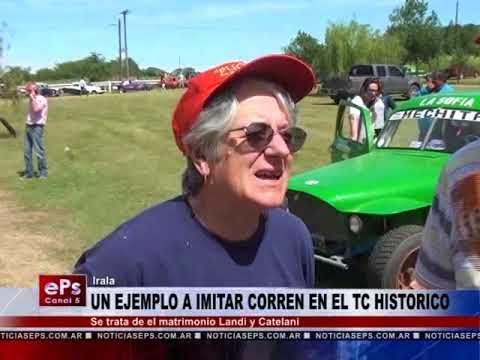 UN EJEMPLO A IMITAR CORREN EN EL TC HISTORICO