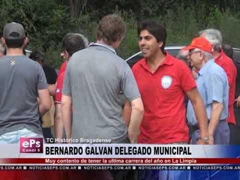 BERNARDO GALVAN DELEGADO MUNICIPAL