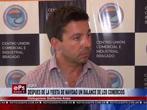 DESPUES DE LA FIESTA DE NAVIDAD UN BALANCE DE LOS COMERCIOS