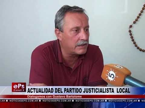 ACTUALIDAD DEL PJ LOCAL