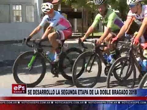 SE DASARROLLO LA SEGUNDA ETAPA DE LA DOBLE BRAGADO 2018