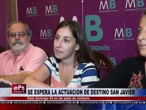 SE ESPERA LA ACTUACION DE DESTINO SAN JAVIER