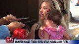 ANUNCIAN OBRA DE TENDIDO DE RED DE GAS PARA EL BARRIO FATIMA