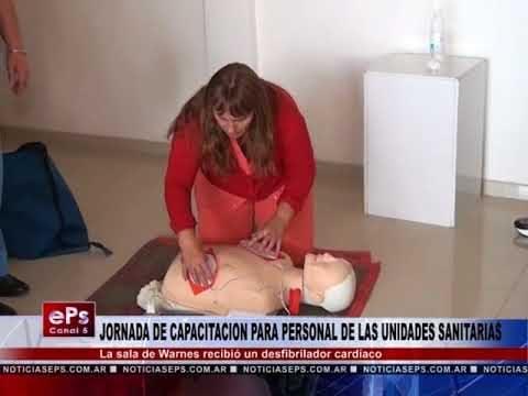 JORNADA DE CAPACITACION PARA PERSONAL DE LAS UNIDADES SANITARIAS
