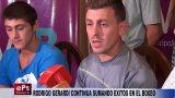RODRIGO GERARDI CONTINUA SUMANDO EXITOS EN EL BOXEO