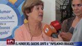 EL HUMOR DEL GAUCHO JUNTO A PAPELNONOS BRAGADO