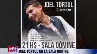 JOEL TORTUL EN LA SALA DOMINE