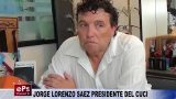 JORGE LORENZO SAEZ PRESIDENTE DEL CUCI