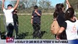 LA ESCUELA N° 501 GANO UNO DE LOS POTREROS DE TARJETA NARANJA