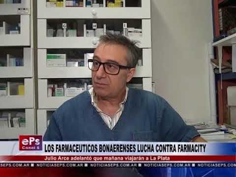 LOS FARMACEUTICOS BONAERENSES LUCHA CONTRA FARMACITY