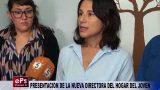 PRESENTACION DE LA NUEVA DIRECTORA DEL HOGAR DEL JOVEN