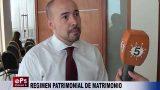 REGIMEN PATRIMONIAL DE MATRIMONIO
