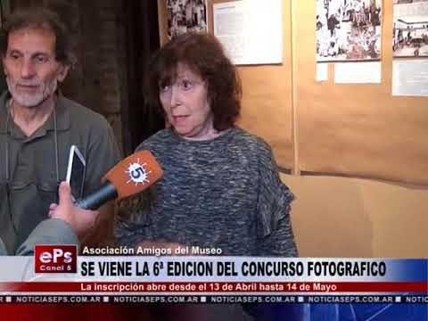 SE VIENE LA 6ª EDICION DEL CONCURSO FOTOGRAFICO