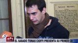 EL SABADO TOMAS CIOFFI PRESENTA SU PRIMER CD