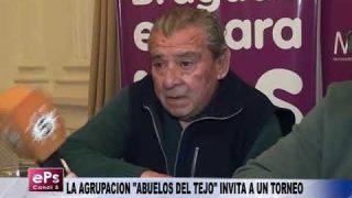 LA AGRUPACION ABUELOS DEL TEJO INVITA A UN TORNEO