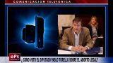 COMO VOTO EL DIPUTADO PABLO TORELLO SOBRE EL ABORTO LEGAL