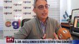 EL CONTADOR MARCELO BONDONI SE REFIRIO A DISTINTOS TEMAS ECONÓMICOS