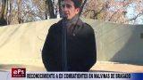 RECONOCIMIENTO A EX COMBATIENTES EN MALVINAS DE BRAGADO