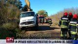 UN OPERARIO MURIO ELECTROCUTADO EN LA MAÑANA DEL SABADO