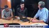 ARRANCO EL PROGRAMA UNO CON LA PASION POR LA 91.5 RADIO EPSILON