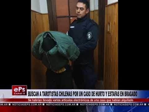 BUSCAN A TAROTISTAS CHILENAS POR UN CASO DE HURTO Y ESTAFAS EN BRAGADO
