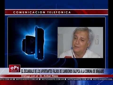 EL ESCANDALO DE LOS APORTANTES FALSOS DE CAMBIEMOS SALPICA A LA COMUNA DE BRAGADO