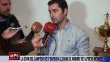 LA COPA DEL CAMPEON DE 5ª DIVISION LLEVARA EL NOMBRE DE ALFREDO MENDEZ