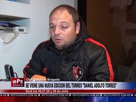 SE VIENE UNA NUEVA EDICION DEL TORNEO DANIEL ADOLFO TORRES