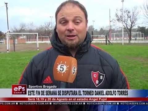 ESTE FIN DE SEMANA SE DISPUTARA EL TORNEO DANIEL ADOLFO TORRES