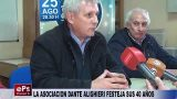 LA ASOCIACION DANTE ALIGHIERI FESTEJA SUS 40 AÑOS
