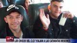 LOS CHICOS DEL CEF VIAJAN A LAS CATARATAS MISIONES