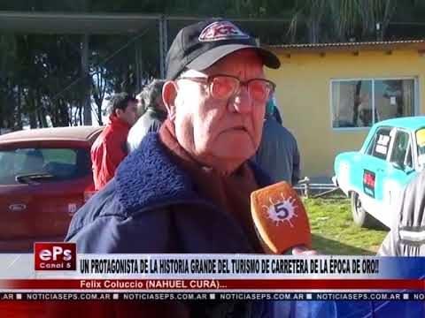 UN PROTAGONISTA DE LA HISTORIA GRANDE DEL TURISMO DE CARRETERA DE LA ÉPOCA DE ORO!!