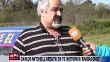 CARLOS MITCHELL DEBUTO EN TC HISTORICO BRAGADENSE